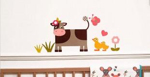 تزئین اتاق کودک